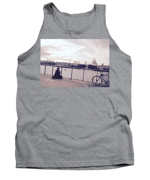Busking Place Tank Top
