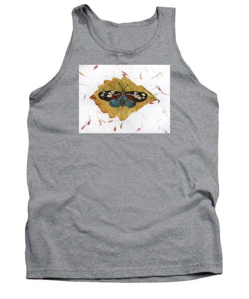 Butterfly #2 Tank Top