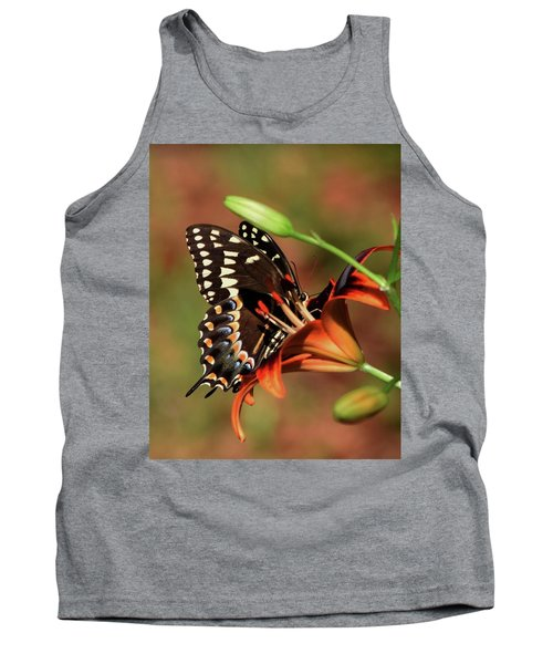 Butterfly Kiss 2 Tank Top