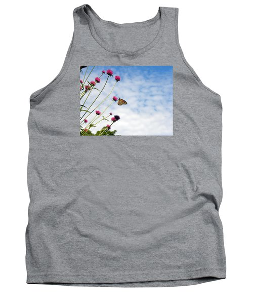 Butterfly Magic Tank Top