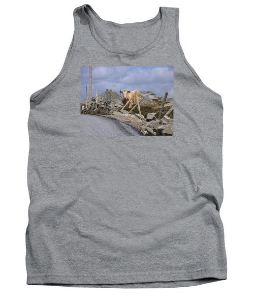 Tank Top featuring the photograph Butterscotch by Suzanne Oesterling