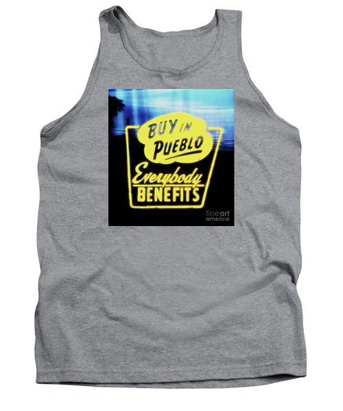Buy In Pueblo Tank Top