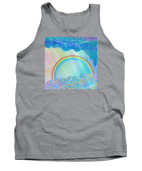 By Day And By Rain Tank Top