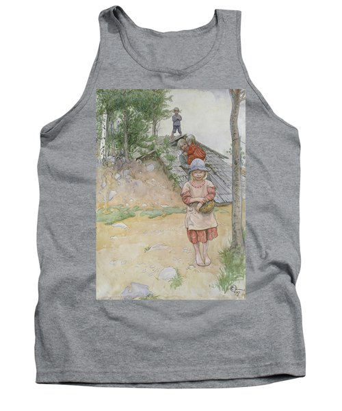 By The Cellar Tank Top