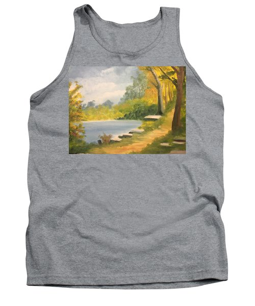 By The Lake Tank Top