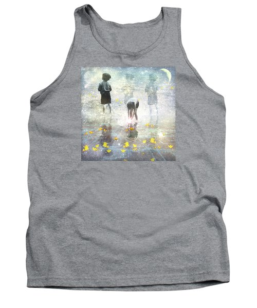 By The Light Of The Magical Moon Tank Top