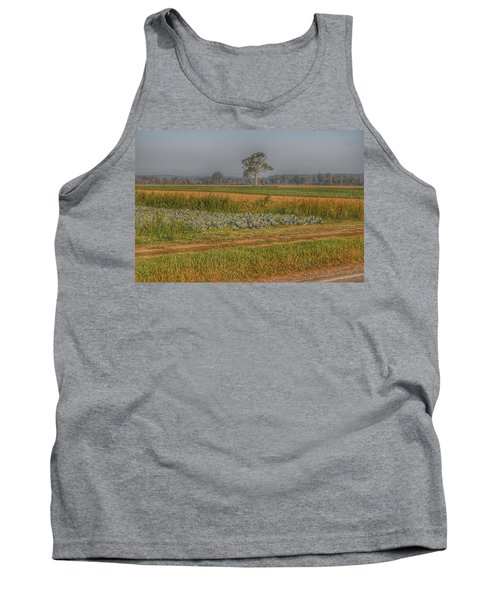 2009 - Cabbage And Pumpkin Patch Tank Top
