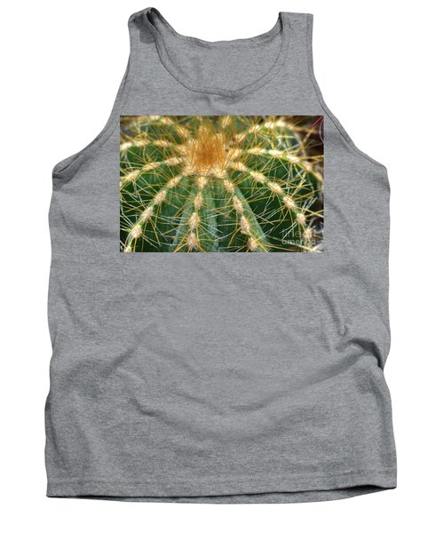 Tank Top featuring the photograph Cactus 2 by Jim and Emily Bush