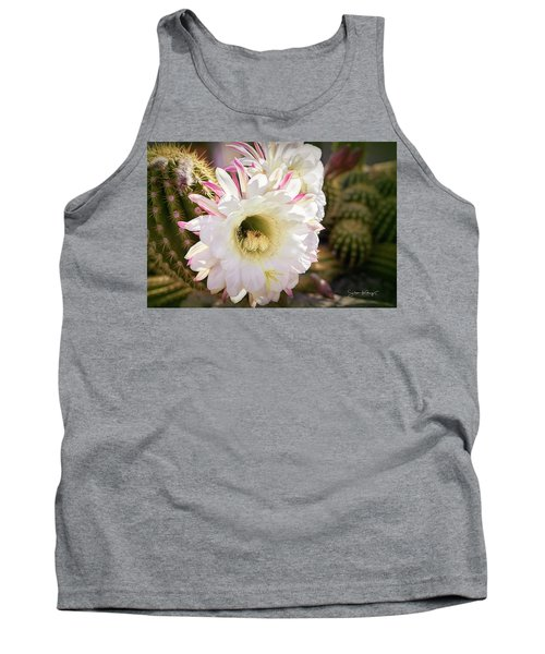 Cactus Bloom 2 Tank Top