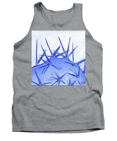 Cactus Blues Tank Top