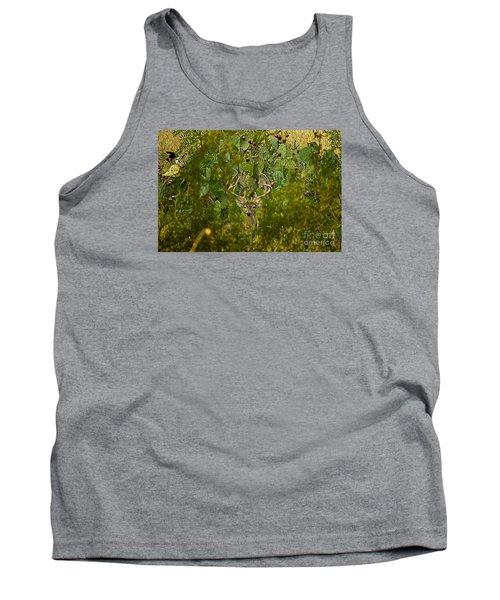 Cactus Buck Tank Top