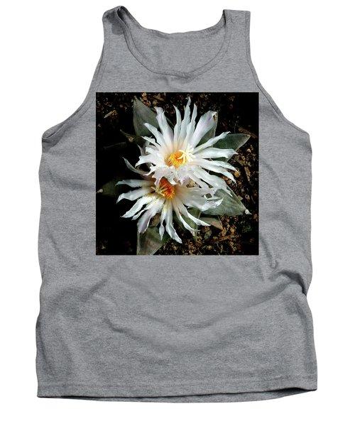 Cactus Flower 7 2 Tank Top