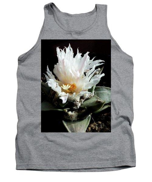 Cactus Flower 8 Tank Top