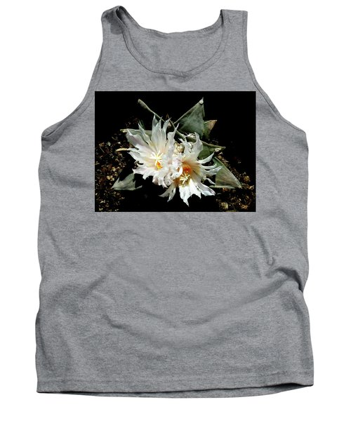Cactus Flower 9 2 Tank Top