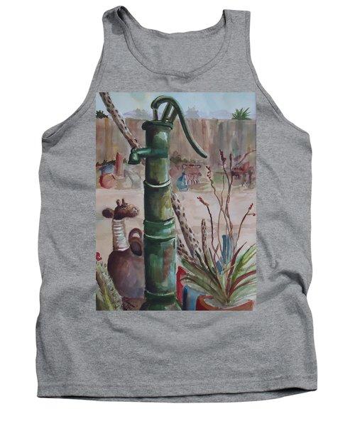 Cactus Joes' Pump Tank Top