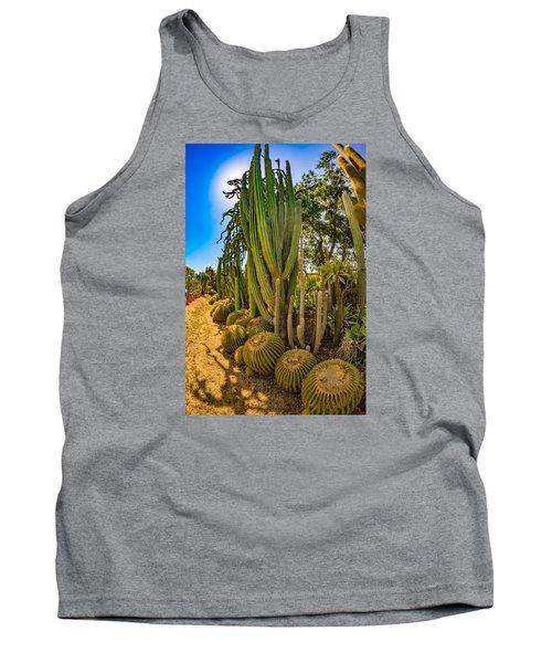 Cactus Promenade Tank Top