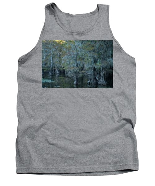 Caddo Lake #3 Tank Top
