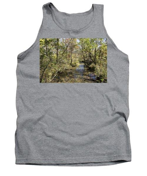 Cades Creek Tank Top by Ricky Dean