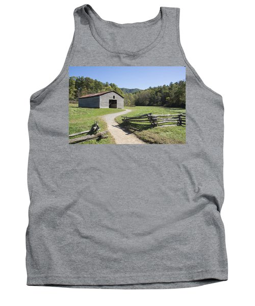 Cades Stables Tank Top by Ricky Dean