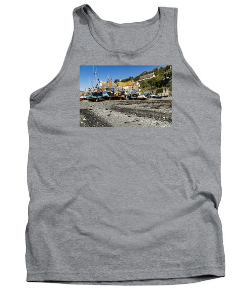 Cadgwith Cove Tank Top by Brian Roscorla