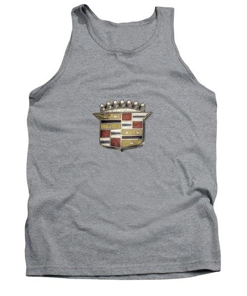 Cadillac Badge Tank Top