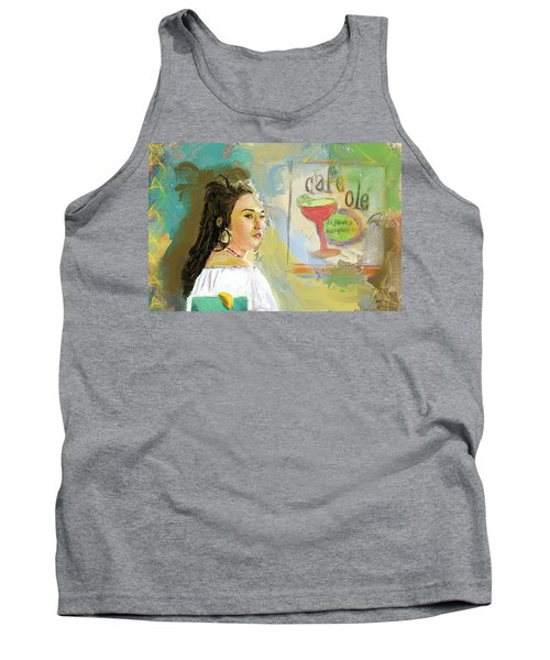 Cafe Ole Girl Tank Top