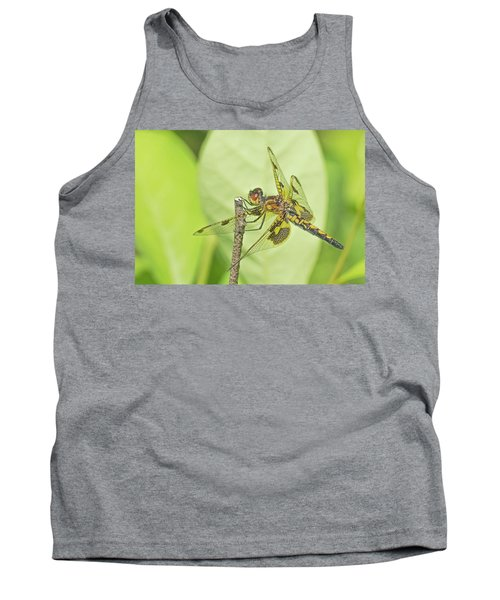 Calico Pennant Tank Top