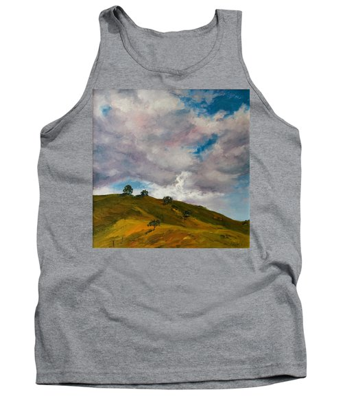 California Hills Tank Top by Rick Nederlof