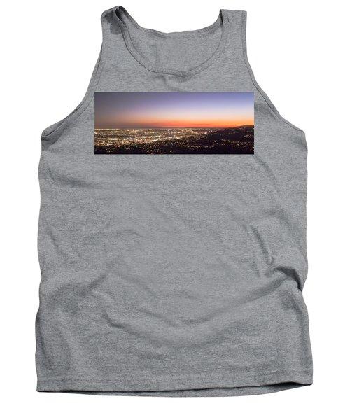 Californian Sunset Tank Top