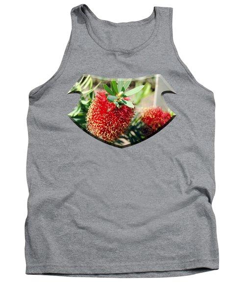Callistemon - Bottle Brush T-shirt 4 Tank Top