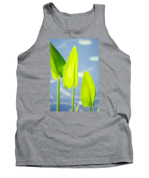 Calm Greens Tank Top