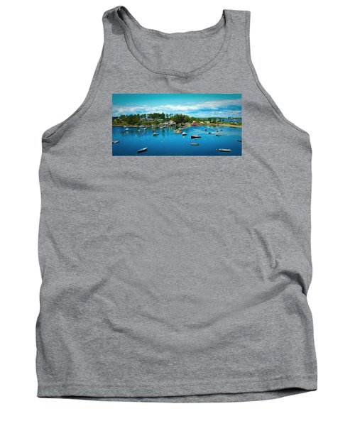 Calm Waters Tank Top
