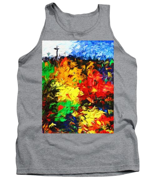 Calvary Hill Tank Top