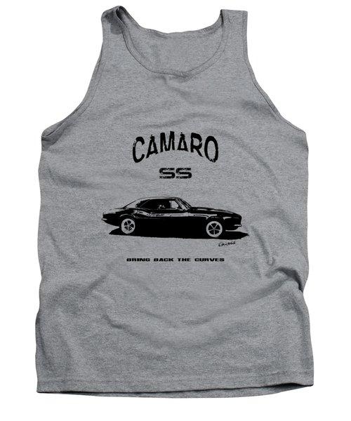 Camaro Ss V.2 Tank Top