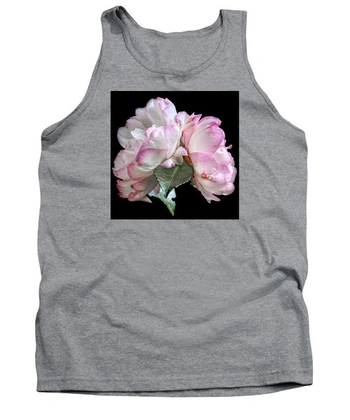 Tank Top featuring the photograph Camelia by Susi Stroud