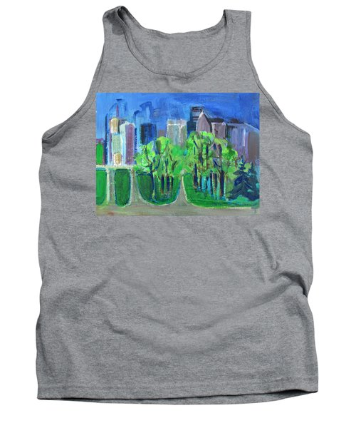 Campus Tank Top by Betty Pieper