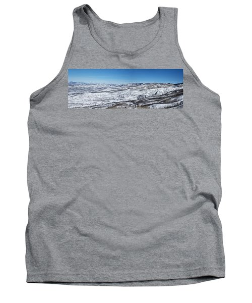 Can You Spot The Volcano Tank Top