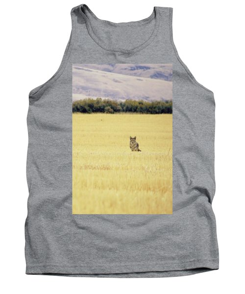 Canidae Tank Top