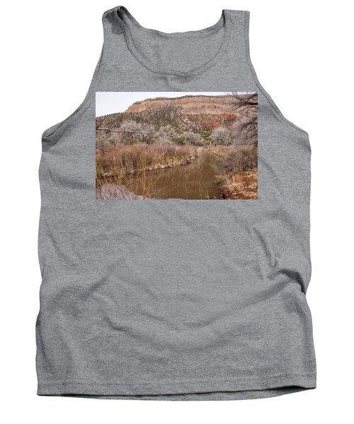 Canyon River Tank Top by Ricky Dean