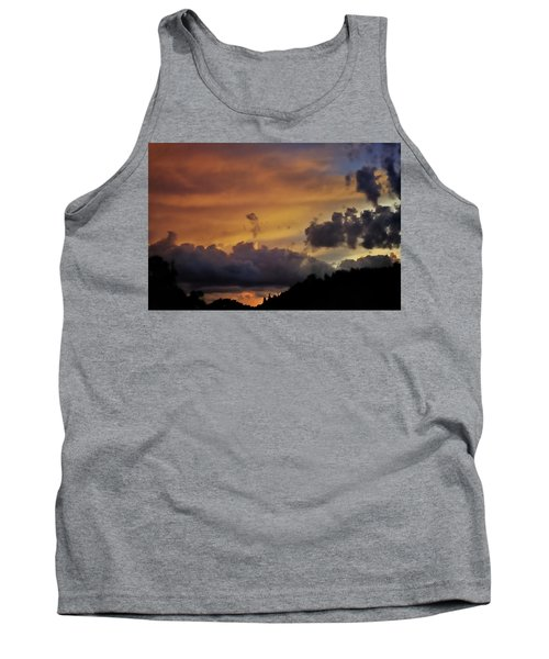 Canyon Sunset Tank Top