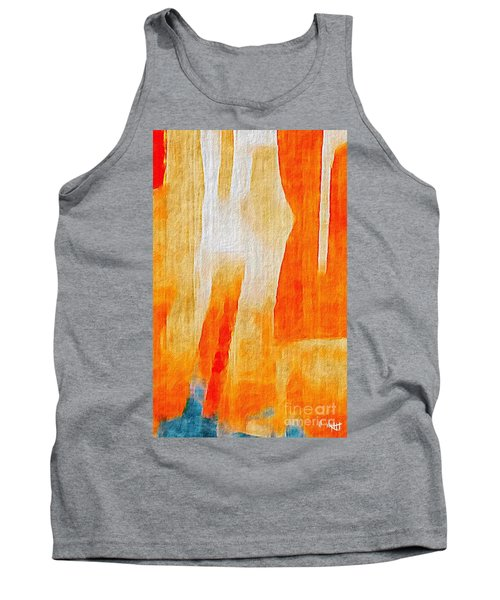 Tank Top featuring the photograph Canyon by William Wyckoff