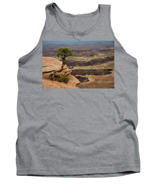 Tank Top featuring the photograph Canyonlands by Gary Lengyel