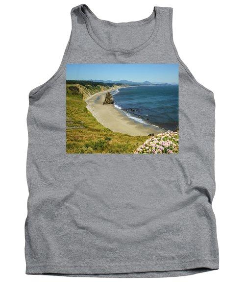 Cape Blanco On The Oregon Coast By Michael Tidwell Tank Top