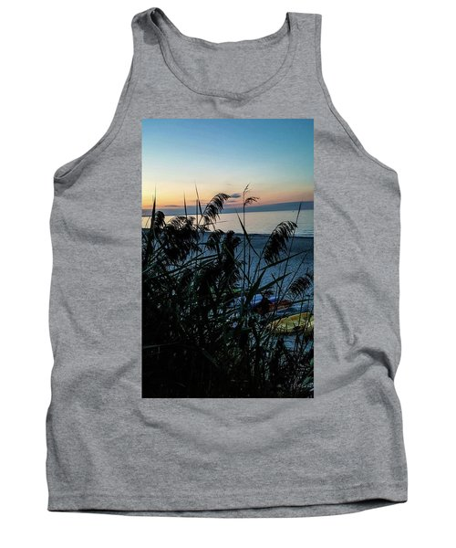 Tank Top featuring the photograph Cape Cod Bay by Bruce Carpenter