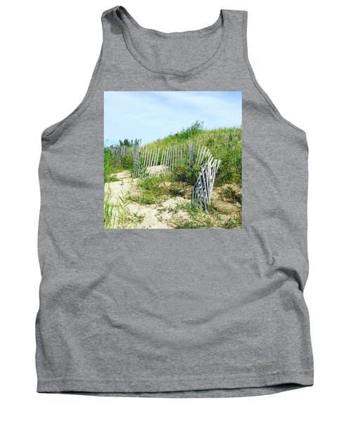 Cape Cod Tank Top by Beth Saffer