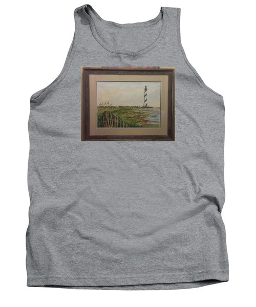 Cape Hatteras Light House Tank Top