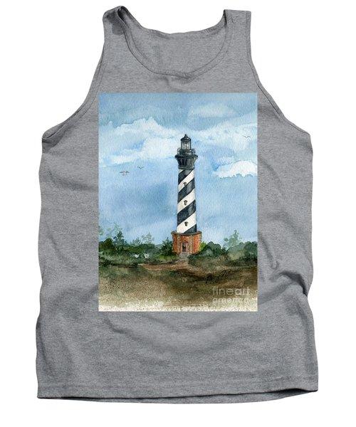 Cape Hatteras Lighthouse  Tank Top