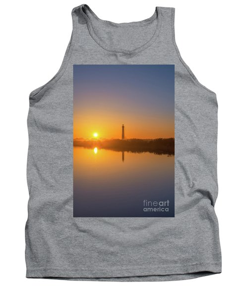 Cape May Reflections  Tank Top