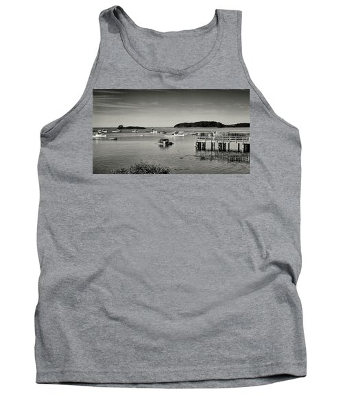 Cape Porpoise Harbor Tank Top