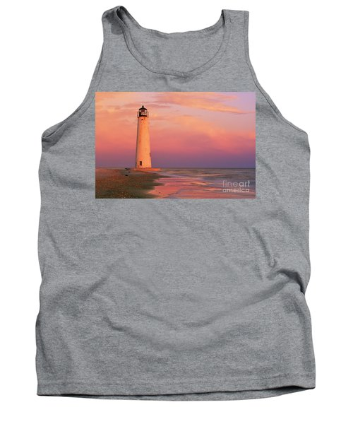 Cape Saint George Lighthouse - Fs000117 Tank Top